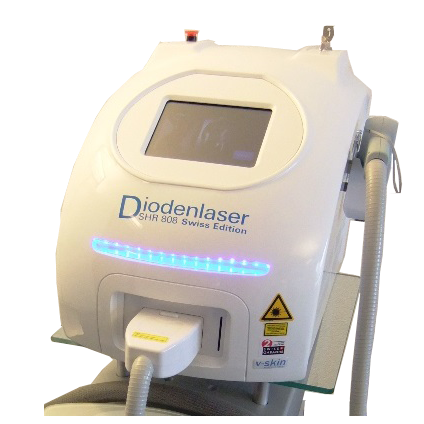 Permanent Painless Hair Removal With Dioden Laser In Zurich